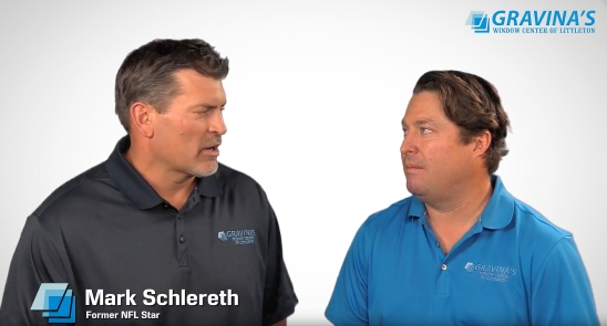 mark schlereth and gravinas